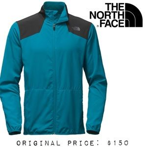 The North Face Jackets & Coats - 🏃🏼‍♂️ NORTH FACE Reactor Track Jacket Blue Black